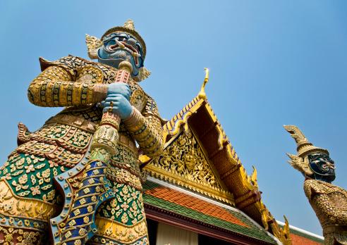 仏像「仏教寺院の彫刻」:スマホ壁紙(17)