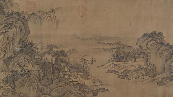 Empire「Buddhist Temples Amid Autumn Mountains」:写真・画像(12)[壁紙.com]