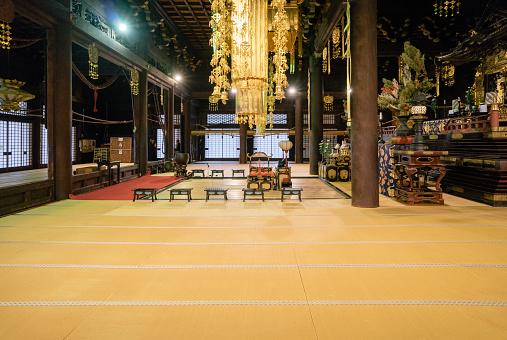 Ceremony「Buddhist temple interior」:スマホ壁紙(14)
