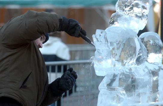 Ice Sculpture「First Night In Boston」:写真・画像(17)[壁紙.com]