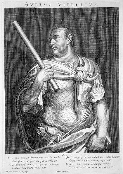 Rod「Aulus Vitellius Roman Emperor (circa 1590-1629)」:写真・画像(6)[壁紙.com]