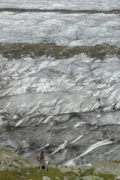 Greenhouse Gas「Europe's Melting Glaciers: Aletsch」:写真・画像(16)[壁紙.com]