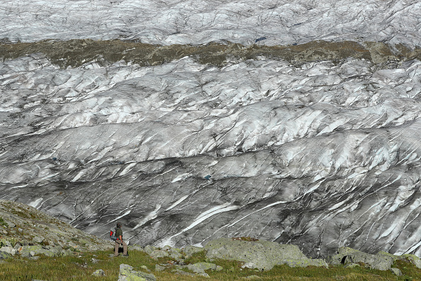 Greenhouse Gas「Europe's Melting Glaciers: Aletsch」:写真・画像(14)[壁紙.com]