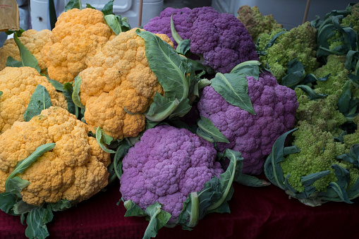 Cauliflower「different kinds of cauliflovers」:スマホ壁紙(12)