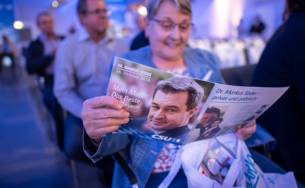 Bavaria「CSU Campaigns In Bavarian Elections」:写真・画像(11)[壁紙.com]