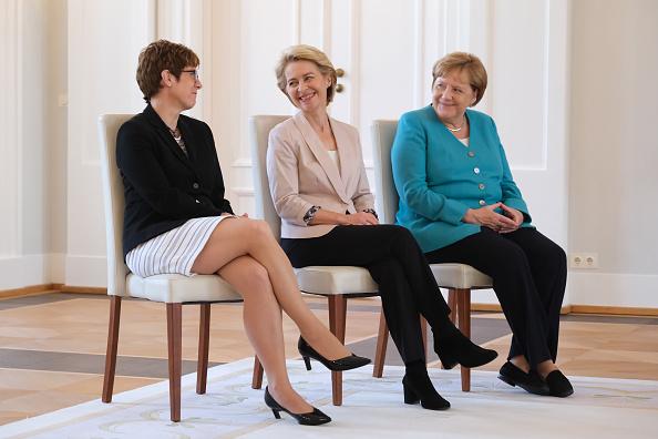 Vitality「Annegret Kramp-Karrenbauer Named New German Defense Minister」:写真・画像(16)[壁紙.com]