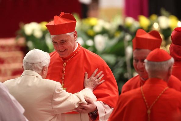 Franco Origlia「Pope Francis Appoints 19 New Cardinals at St. Peter's Basilica」:写真・画像(5)[壁紙.com]