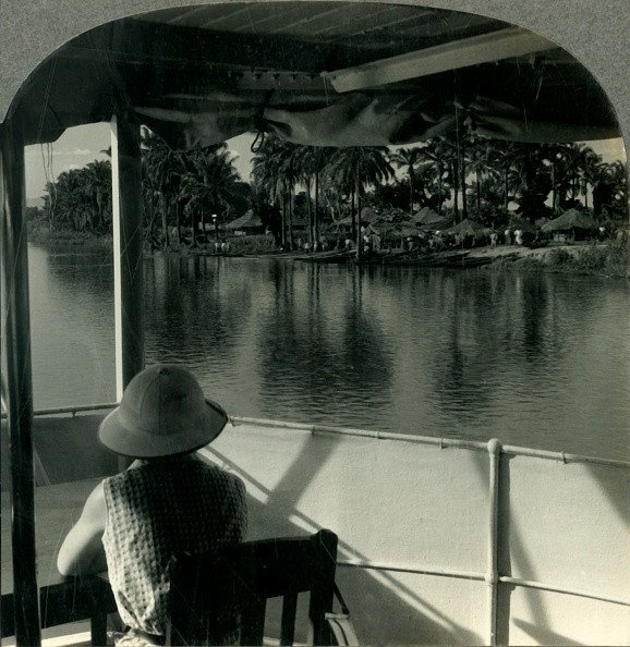 Water's Edge「On A Steamer On The Lualaba River」:写真・画像(9)[壁紙.com]