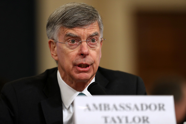 Ambassador「Amb. William Taylor And Deputy Assistant Secretary Of State George Kent Testify At Impeachment Hearing」:写真・画像(2)[壁紙.com]