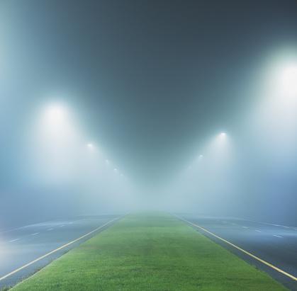 Boulevard「Boulevard in the Fog」:スマホ壁紙(10)