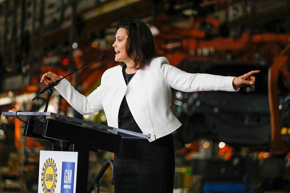 交通輸送「General Motors Announces Major Investment At The Lake Orion, Michigan Assembly Plant」:写真・画像(2)[壁紙.com]