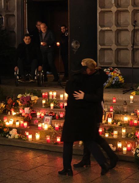 Emergence「Berlin Commemorates 2016 Christmas Market Terror Attack」:写真・画像(9)[壁紙.com]