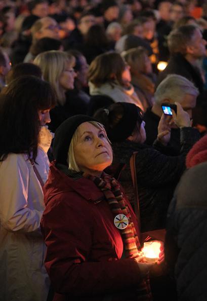 2016 Berlin Christmas Market Attack「Berlin Commemorates 2016 Christmas Market Terror Attack」:写真・画像(1)[壁紙.com]