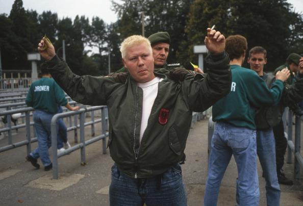 Tom Stoddart Archive「Neo Nazis」:写真・画像(18)[壁紙.com]