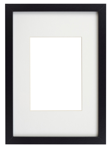 Art And Craft「Black picture frame」:スマホ壁紙(15)