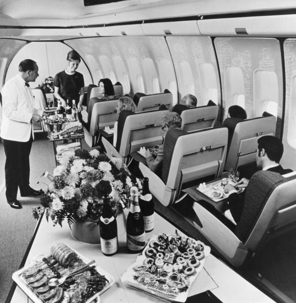 Commercial Airplane「BOAC Jumbo Jet」:写真・画像(11)[壁紙.com]