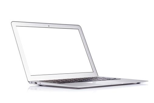 Audio Equipment「Modern laptop」:スマホ壁紙(3)