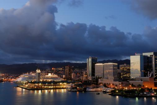 Cruise - Vacation「Honolulu Harbor」:スマホ壁紙(14)