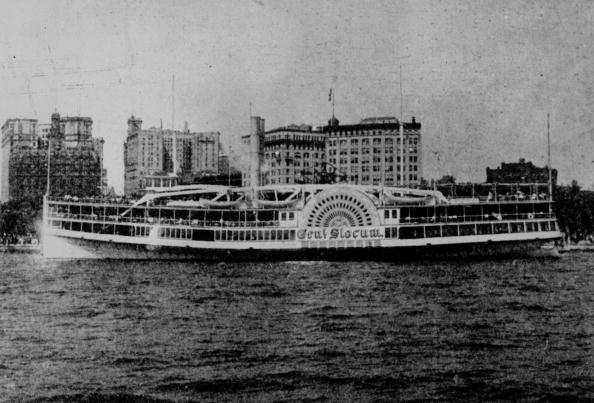 Steamboat「General Slocum」:写真・画像(7)[壁紙.com]