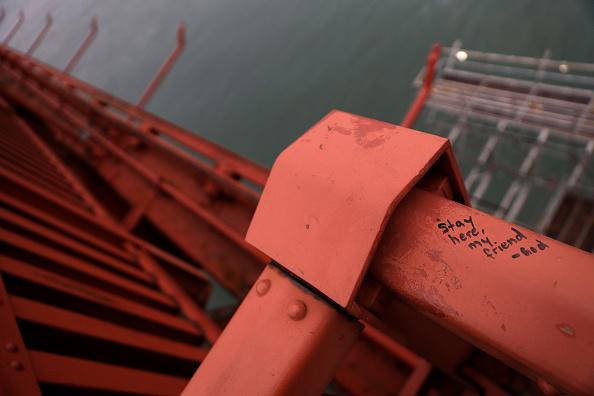 Suicide「Installation Of Golden Gate Bridge Suicide Net Two Years Behind Schedule」:写真・画像(12)[壁紙.com]