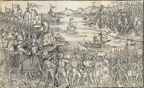 Istanbul「The Siege Of Constantinople. From: Peregrinatio In Terram Sanctam」:写真・画像(18)[壁紙.com]