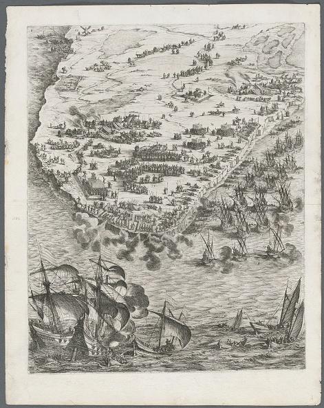 Etching「The Siege Of La Rochelle: Plate 10」:写真・画像(19)[壁紙.com]