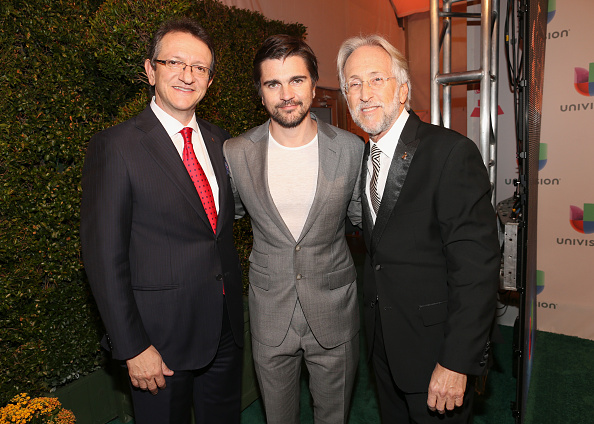 MGM Grand Garden Arena「15th Annual Latin GRAMMY Awards - Green Carpet」:写真・画像(12)[壁紙.com]