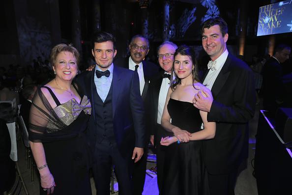 オーランド・ブルーム「11th Annual UNICEF Snowflake Ball Honoring Orlando Bloom, Mindy Grossman And Edward G. Lloyd - Inside」:写真・画像(10)[壁紙.com]
