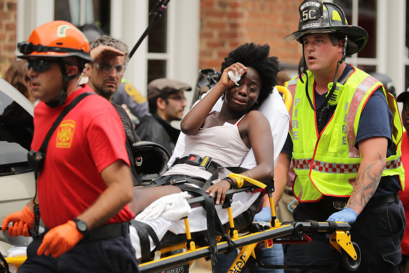 """Mode of Transport「Violent Clashes Erupt at """"Unite The Right"""" Rally In Charlottesville」:写真・画像(6)[壁紙.com]"""