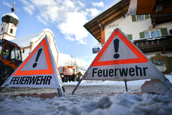 Krün「Austria And Southern Germany Inundated With More Snow」:写真・画像(13)[壁紙.com]
