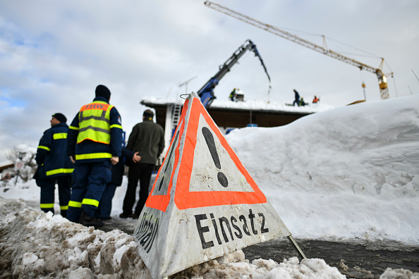 Krün「Austria And Southern Germany Inundated With More Snow」:写真・画像(9)[壁紙.com]