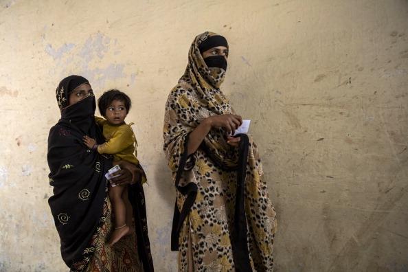 Pakistan「Pakistanis Vote In General Election」:写真・画像(0)[壁紙.com]