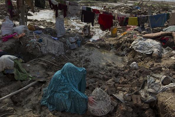 Confined Space「Pakistan Flood Devastation Continues To Grow」:写真・画像(17)[壁紙.com]