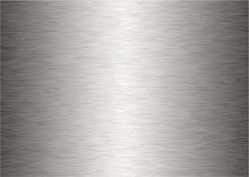 Vector「silver gray brushed aluminum metal background with light reflection」:スマホ壁紙(7)