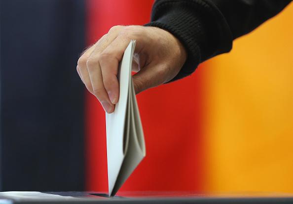 選挙「Germany Votes In Federal Elections」:写真・画像(13)[壁紙.com]