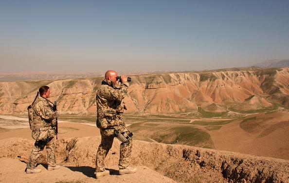 Taliban「German ISAF At Forward Support Base In Camp Marmal」:写真・画像(2)[壁紙.com]