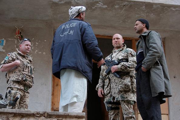Taliban「German ISAF At Forward Support Base In Camp Marmal」:写真・画像(5)[壁紙.com]