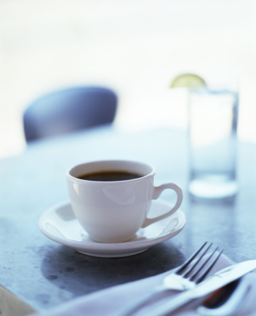 Place Setting「Cup of coffee」:スマホ壁紙(5)