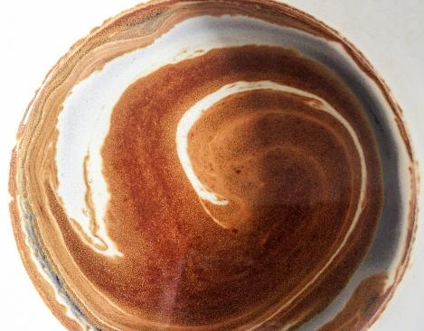 Swirl Pattern「Cup of coffee」:スマホ壁紙(7)