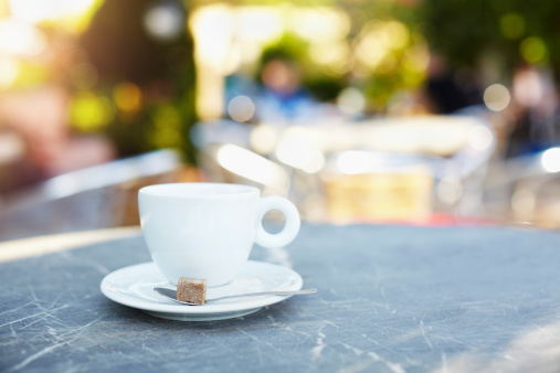 Focus On Foreground「Cup of coffee」:スマホ壁紙(5)
