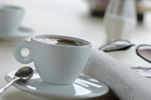 Coffee Break「Cup of coffee, close-up」:スマホ壁紙(19)