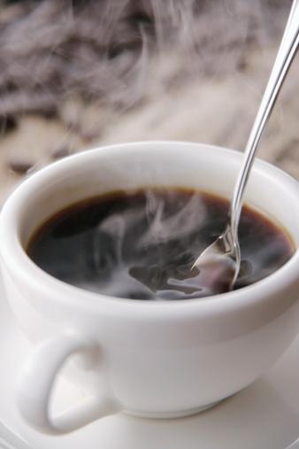 コーヒー「A cup of coffee」:スマホ壁紙(19)