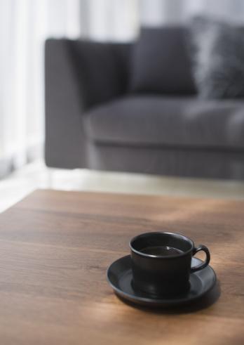 Coffee Break「A cup of coffee」:スマホ壁紙(19)