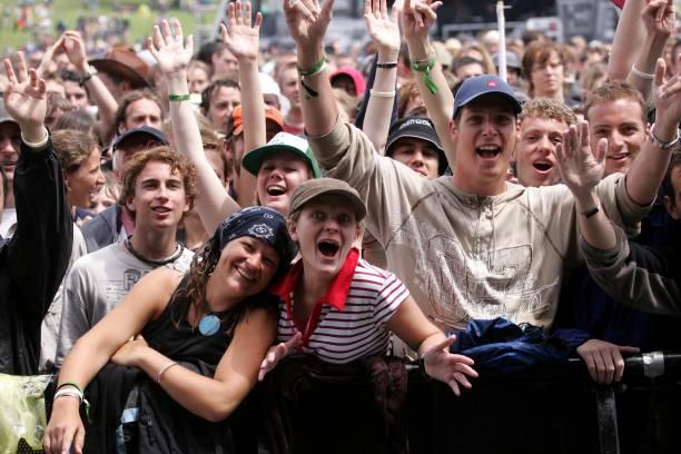 Glastonbury Music Festival 2005 - Day 1:ニュース(壁紙.com)