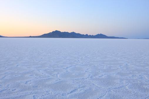 Bonneville Salt Flats「Bonneville Salt Flats, Utah」:スマホ壁紙(2)
