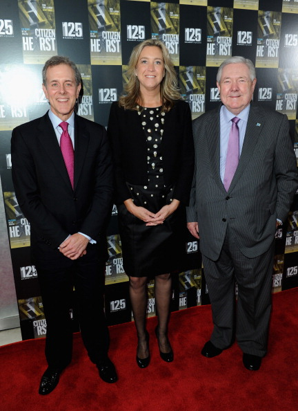 Hearst Magazine Tower「Hearst's 125th Anniversary Celebration And Private Screening Of New Documentary Citizen Hearst - Arrivals」:写真・画像(5)[壁紙.com]