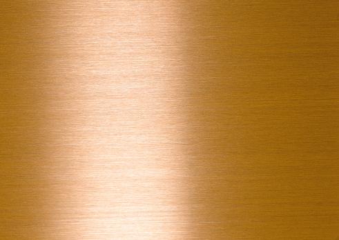 Hairline Polished Metal「Brass」:スマホ壁紙(9)