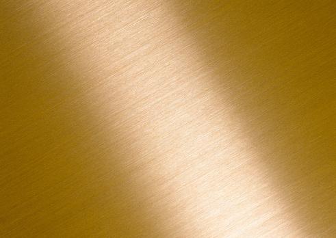 Hairline Polished Metal「Brass」:スマホ壁紙(8)