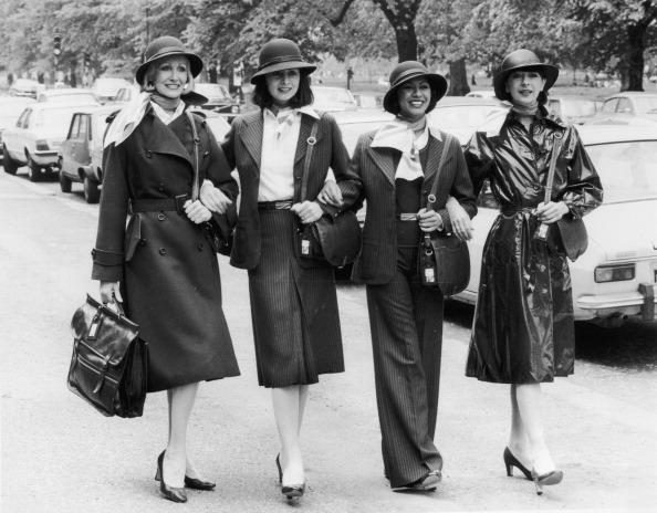 スチュワーデス「British Airways Female Uniforms」:写真・画像(13)[壁紙.com]