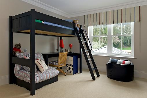 Bed - Furniture「boy's bedroom」:スマホ壁紙(18)